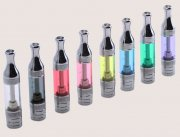 Aspire ET(BVC) clearomizer 1 piece pack