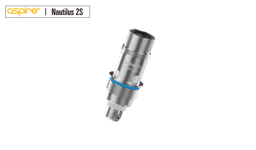Aspire Nautilus 2S (Mesh Coil) Replacement Atomizer 0.7ohm