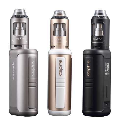 Aspire Speeder 200W Kit [8359套装]